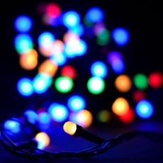 Гірлянда нитка 500LED B 500 LED B